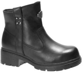 Harley-Davidson Women's Camfield Lug Sole Boot Women's Shoes