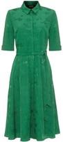 Phase Eight Keris Jacquard Shirt Dress