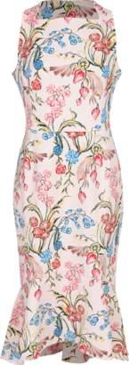 Peter Pilotto Kia Floral Dress