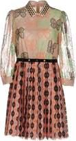 Giamba Short dresses - Item 34732975