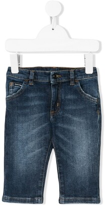 Dolce & Gabbana Kids Five Pocket Jeans