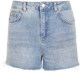 Topshop Moto highwasited mom shorts