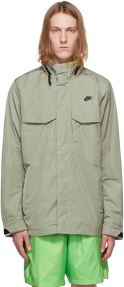 Nike Khaki Sportswear M65 Jacket