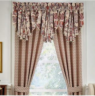Croscill Lauryn Circle Window Valance Bedding