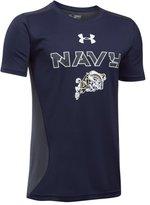 Under Armour Boys' Navy UA TechTM CB T-Shirt