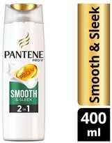 Pantene 2in1 Shampoo Smooth & Sleek 400ml