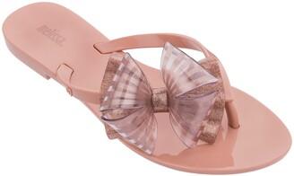 Melissa Harmonic Bow Flip Flop