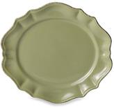 "Bed Bath & Beyond Castleware Green 11 1/2"" Dinner Plate"