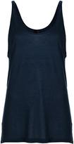 Topshop Skinny Cashmere Vest By Boutique