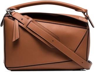 Loewe medium Puzzle shoulder bag