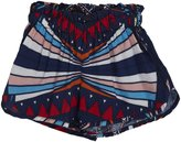 Anthem of the Ants Ruffle Shorts (Baby) - Wild Flag Sailor-12 Months