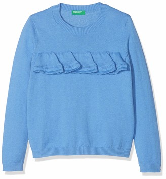 Benetton Girls Pullover Sweater L / S