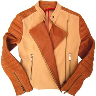 J. Lindeberg Multicolour Leather Leather Jacket for Women