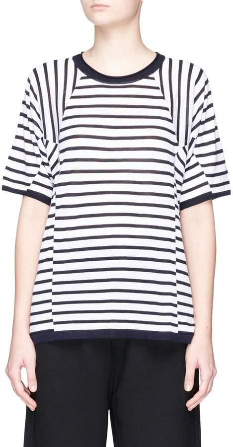 Alexander Wang Stripe T-shirt