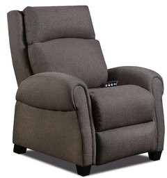 """Southern Motion Saturn 34"""" Wide Power Zero Gravity Recliner"""