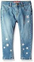 GUESS Girls' A73A00D2LJ0 Trouser