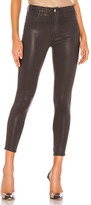 L'Agence Coated Margot High Rise Skinny. - size 23 (also