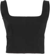 Protagonist Cropped Bustier Top