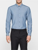 Calvin Klein Galen Dot Fitted Shirt