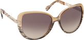 Rocawear Women's R3198 Butterfly Sunglasses