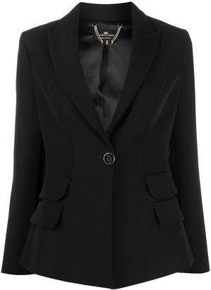 Elisabetta Franchi Tailored Blazer Jacket