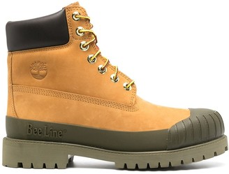 Timberland x Bee Line 6 Inch ankle boots