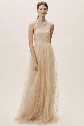 Anthropologie Brenda Wedding Guest Dress