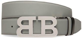 Bally Iconic Reversible Leather Belt