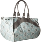 Petunia Pickle Bottom Glazed Wistful Weekender Diaper Bags