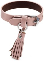 Rebecca Minkoff Tassel Leather Bracelet