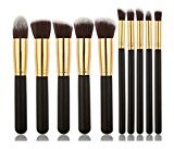 Sunmy Cosmetic Makeup Brush Sets Face Foundation Blush Eyeliner Contour Beauty Brushes