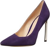 Nine West Women's Kaylee Suede Dress Pump