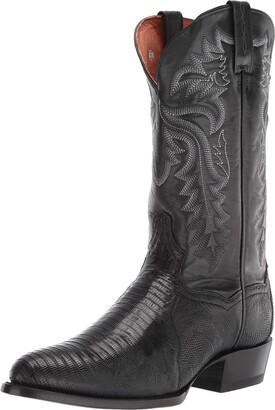 Dan Post Boot Company Boot Company Men Winston DP3050R Boot Black