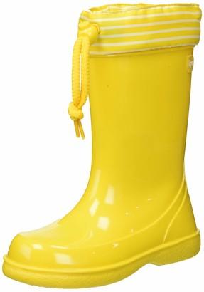 Igor Unisex-Kid's Pipo Nautico Rain Boot
