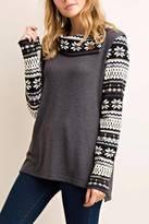 Entro Snowflake Sweater