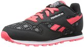 Reebok Classic Leather Tribal Twist Shoe (Little Kid/Big Kid)
