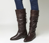 Office Kitty Vintage Slouch Boots