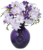 Dartington Flower Globe Vase