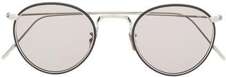 Eyevan 7285 717W round-frame sunglasses
