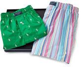 Polo Ralph Lauren Woven Cotton Boxer Gift Set