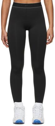 Reebok x Victoria Beckham Black Performance Leggings