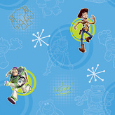 Disney Toy Story 3 Wallpaper Sample - Multicoloured