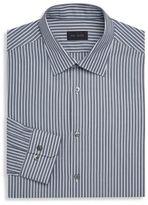 Pal Zileri Modern-Fit Striped Dress Shirt