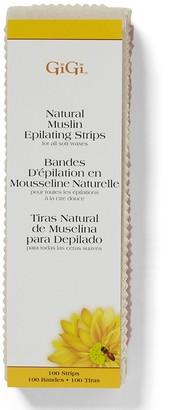 GiGi Natural Muslin Epilating Strips
