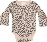 Frankie Jones Baby Girls Dakota Onesie Pink