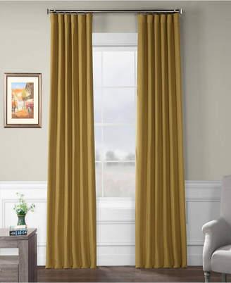 "Bellino Exclusive Fabrics Furnishings Blackout Curtain 96"" x 50"" Curtain Panel"