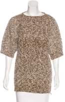 Dries Van Noten Wool & Cashmere Sweater