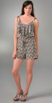 Aka New York Flutter Romper