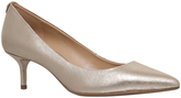 MICHAEL Michael Kors Flex Pump Kitten Heeled Court Shoes