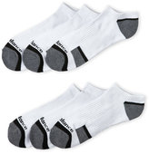 New Balance 6-Pack Core Performance No-Show Socks